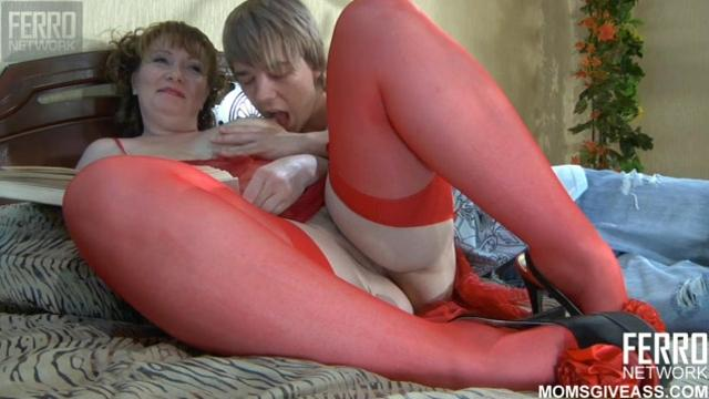 sex with nylons on