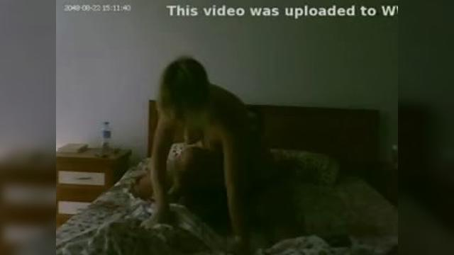 sex in the bed video